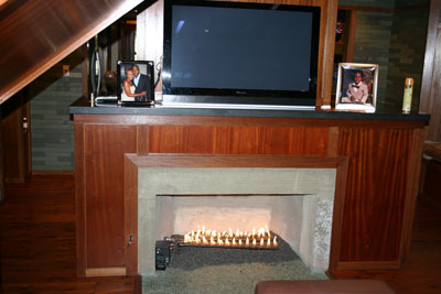 nick cannon fireplace 6